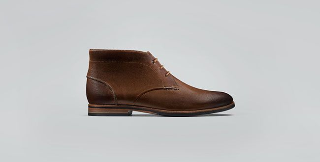 Bottines homme