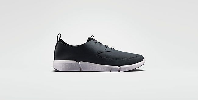 Run with it. Sports Styling. Clarks DNA