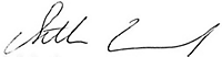 Stella David signature