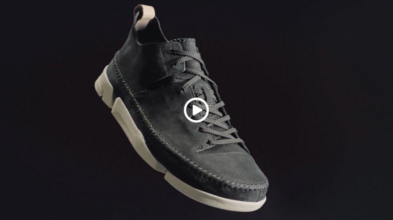 Ontdek de nieuwe Clarks Trigenic technologie: innovatieve schoenen met een flexibele zool | Clarks.nl
