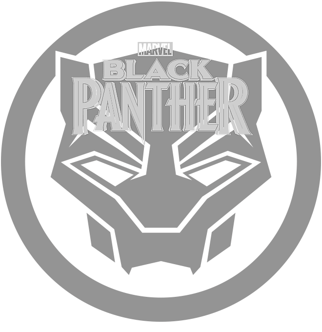 MARVEL BLACK PANTHER - LIMITED EDITION