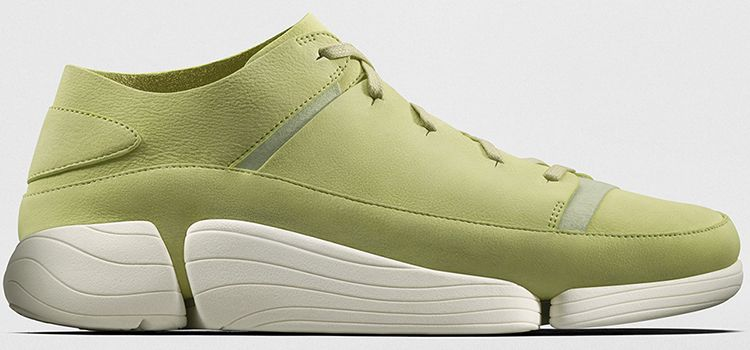 Shop Trigenic Evo shoe in sage nubuck