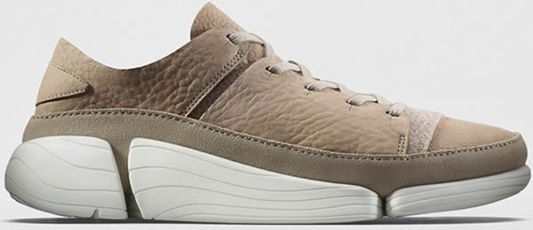 Shop Trigenic Evo shoe in sandstone nubuck