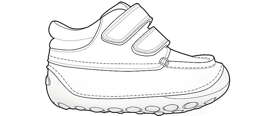 Choosing a crawling and cruisin shoe - 0 to - 2 years