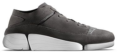 Mens Trigenic Evo in Grey Suede