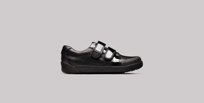 Clarks - Girls First School shoes