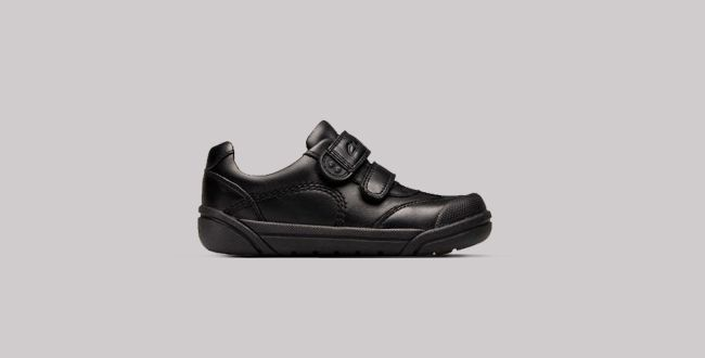 Clarks - Boys First School shoes