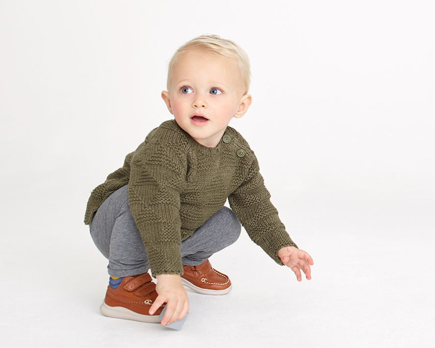 Clarks First Shoes Animation