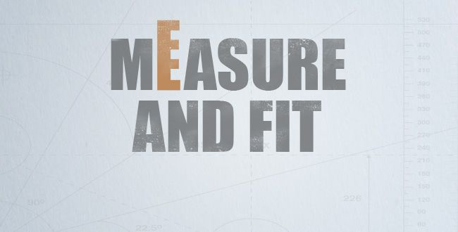 Clarks measure and fit
