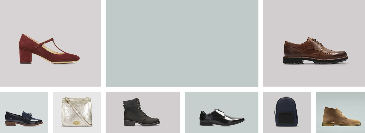 Clarks - New Season Must-Haves