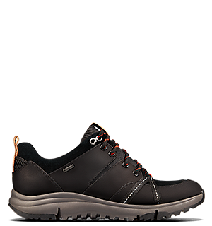 Dames - Tri Trek GORE-TEX® in zwart nubuck