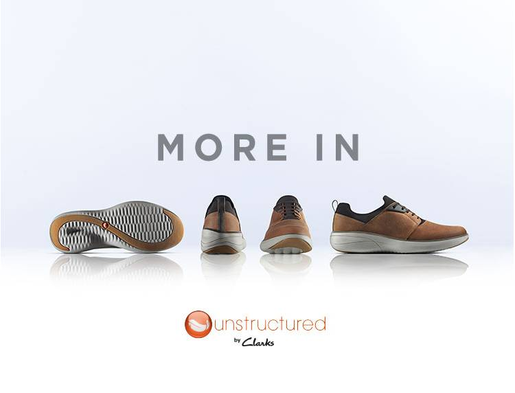 Unstructured by Clarks