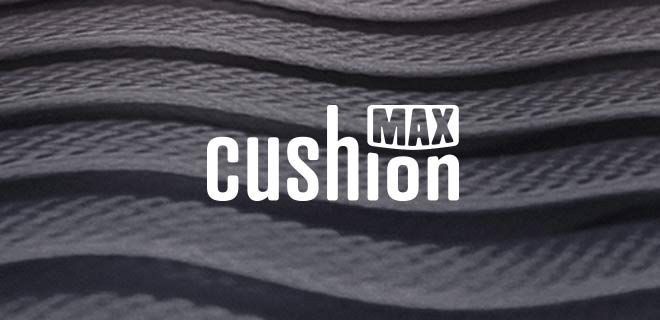 Cushioning technology Clarks Cushion Max