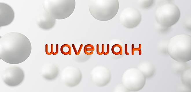 De Wavewalk-zool geeft je de energie om verder te gaan