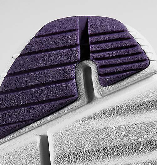 Nahaufnahme des Logos von Hulk Schuhen, Tri Hero Auf dieses Feld klicken, um das Bild zu vergrößern
