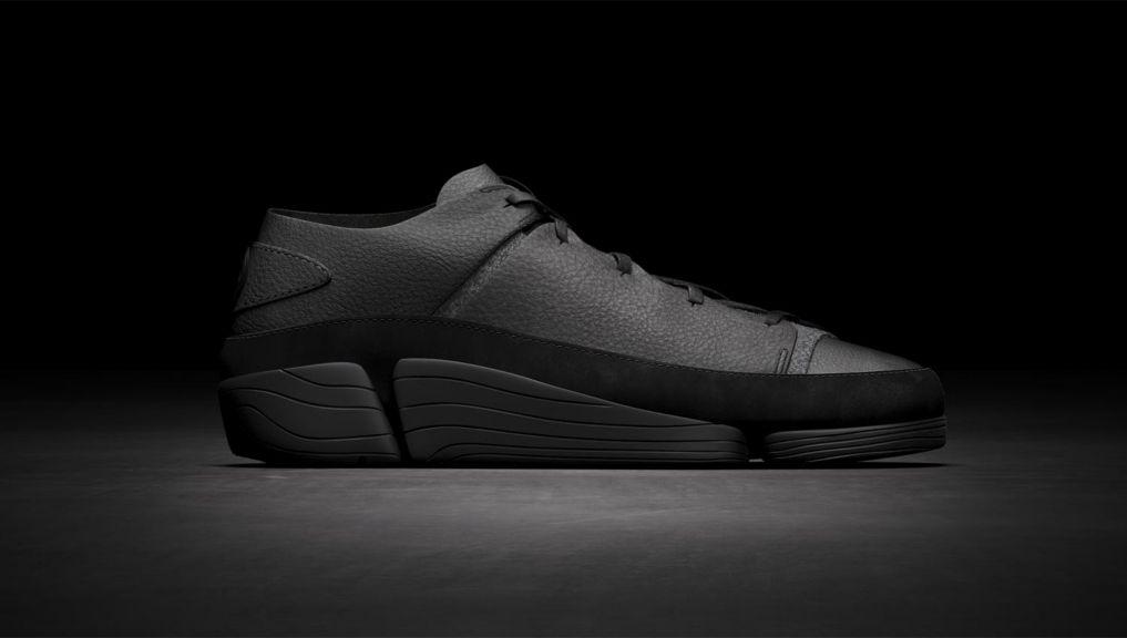 Clarks Evo Trigenic Chaussures Black Panther qRAgxAF8w