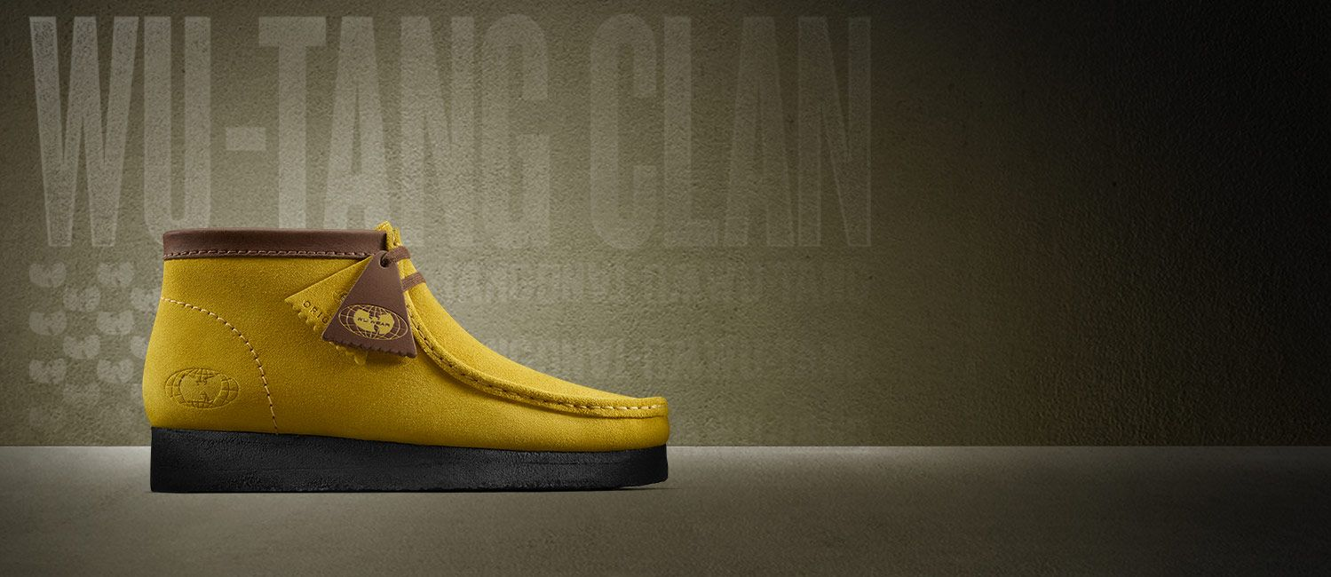 f79b46b8605 Clarks Originals. Wu Tang Clan