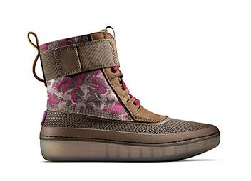 Image of Purple Camo Girls Star Wars Boot