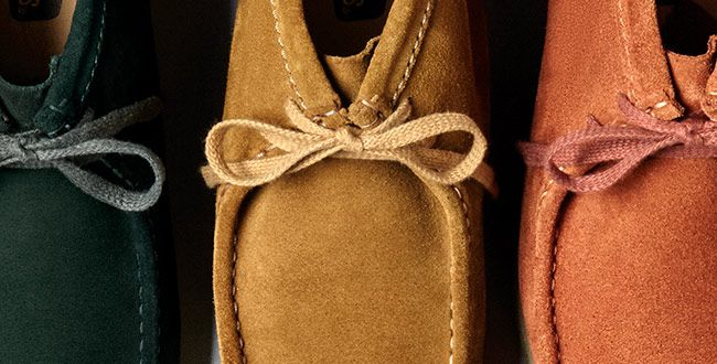 Wallabees | Clarks