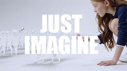 Just Imagine | Clarks