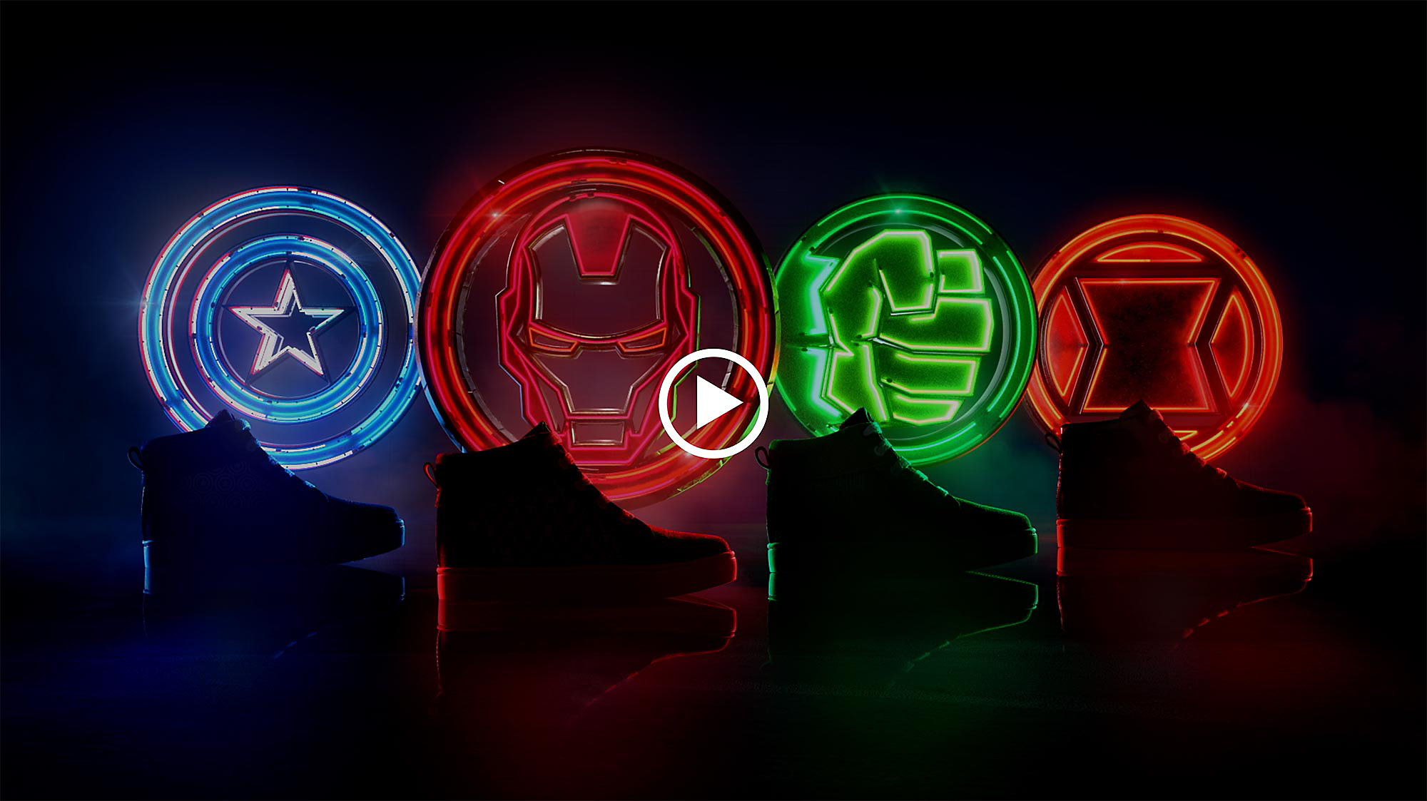 Marvel - Clarks collection video