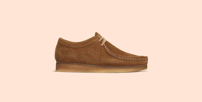 Wallabee Homme