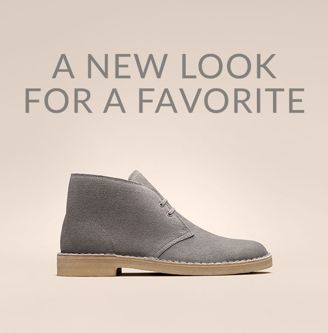 d1b95ea2d65 Clarks Originals Men's Desert Boots - Clarks® Shoes Official Site
