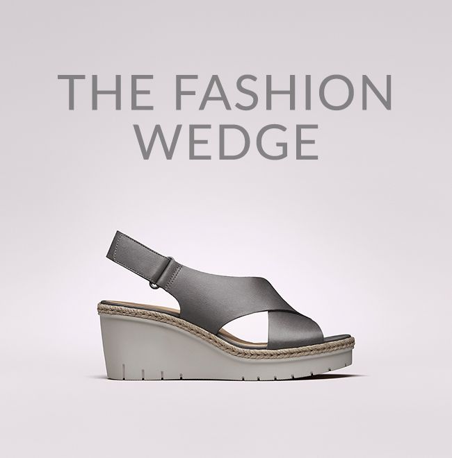 The Fashion Wedge