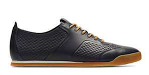 Siddal Sport - dark blue leather
