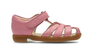 Softly Mae - Vintage Pink Leather