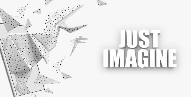 Just Imagine - Discover the App