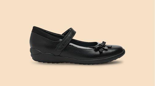 Clarks Ting Fever, Girls school shoes