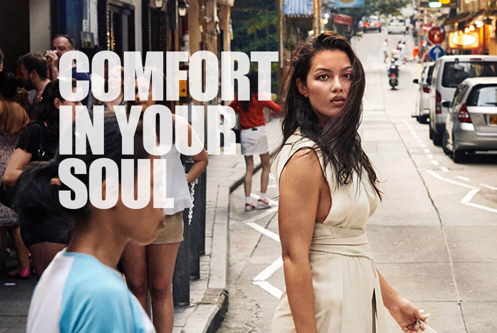 Comfort in your soul