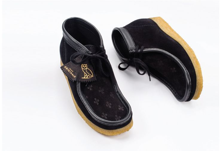 82cb9f1658c OVO x Clarks | Limited Edition OVO Shoe | Clarks Originals