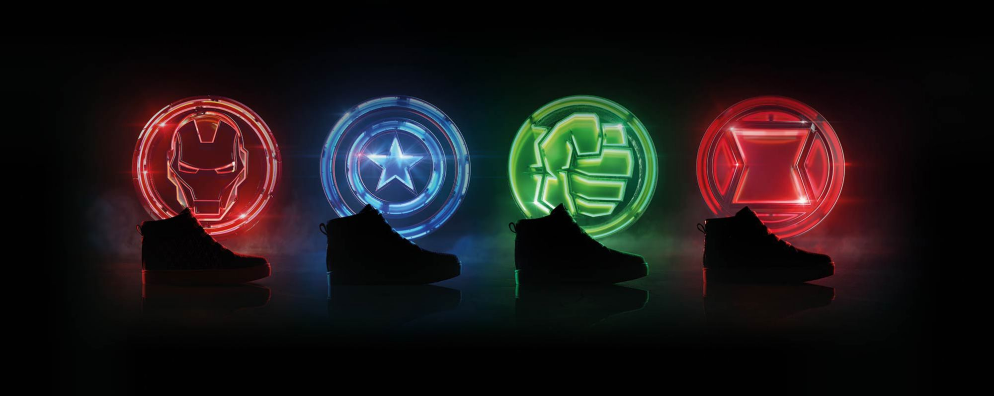 Chaussures Marvel