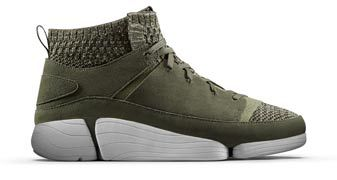 Sneakers Tri Evo Knit in Olive interest