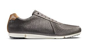 Triturn Race - dark grey leather