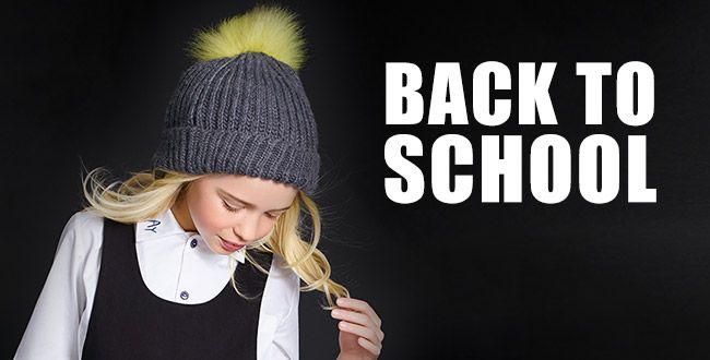Clarks - Back to School Hub
