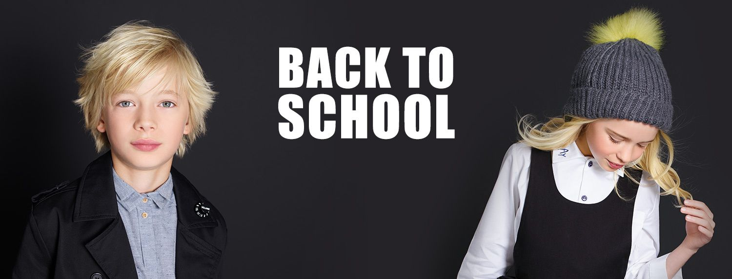 Clarks - Back to School Hub