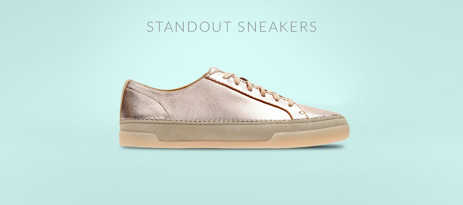 Standout Sneakers