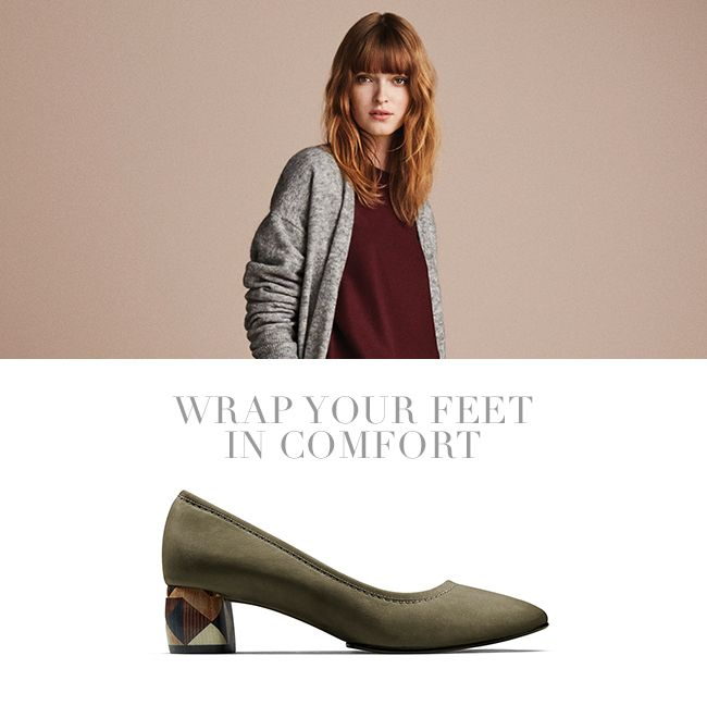 Wrap Your Feet in Comfort