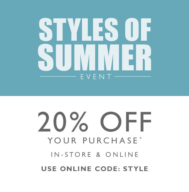 Styles of Summer Event