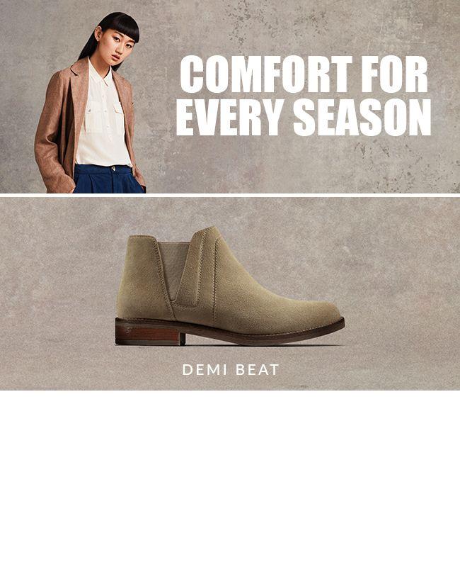 Comfort For Every Season