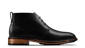 Costigan Mid Mens Dress Shoe in Black