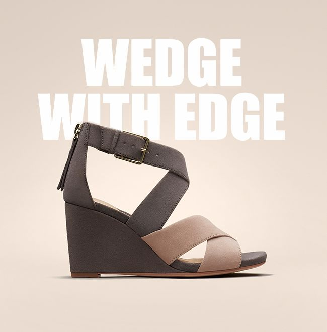Wedge with Edge