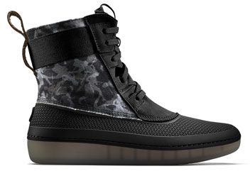 Nature. Rey - Black Women's Boots, Star Wars Collaboration