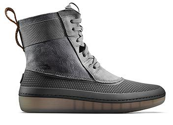 Nature. Rey - Grey Women's Boots, Star Wars Collaboraton