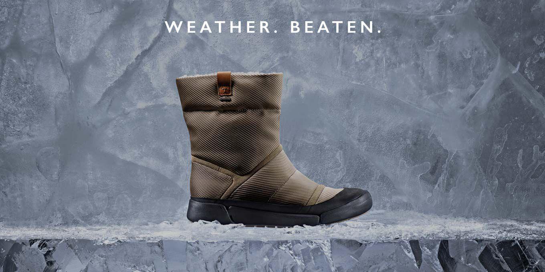 Tri Aspen GTX, warm gefütterte Stiefel mit GORE-TEX® für Damen | Clarks.de