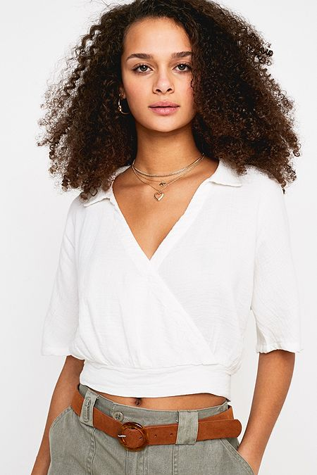 9b50a0d0463cff Women's Shirts & Blouses | Button-Down & Flannel Shirts | Urban ...