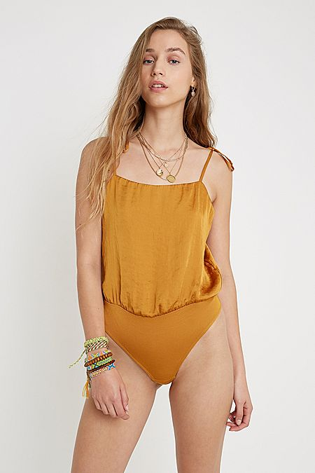 b9ba653b31a Going Out & Party Tops | Velvet & Black Mesh Tops | Urban Outfitters UK